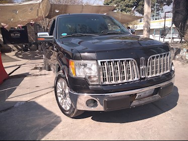Lincoln Mark LT LT Supercrew 4x2 usado (2010) color Negro precio $250,000