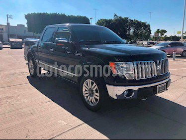Foto venta Auto usado Lincoln Mark LT LT Supercrew 4x4 (2014) color Negro precio $469,000