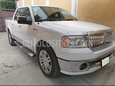 Lincoln Mark LT LT Supercrew 4x4 usado (2008) color Blanco precio $195,000