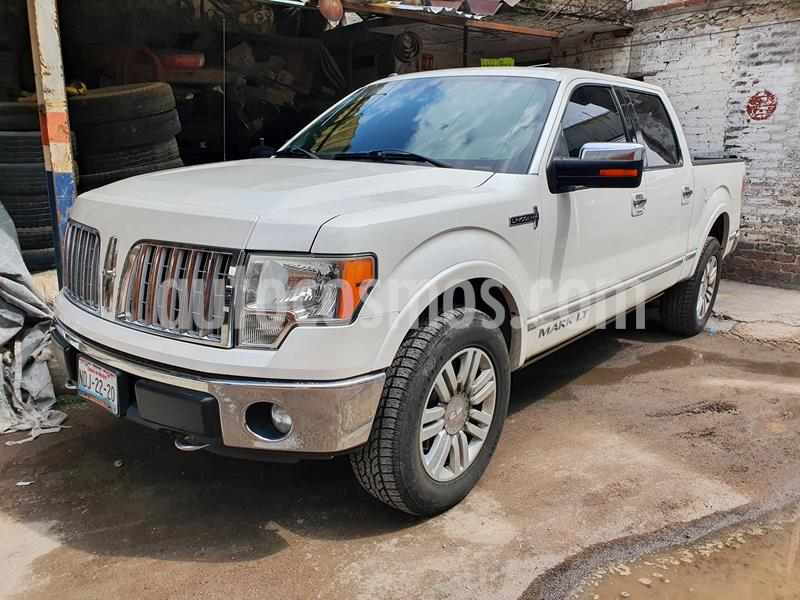 Lincoln Mark LT LT Supercrew 4x4 usado (2012) color Blanco precio $329,000