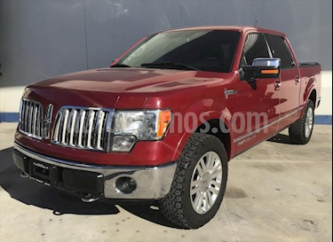 Lincoln Mark LT LT Supercrew 4x4 usado (2013) color Rojo precio $350,000