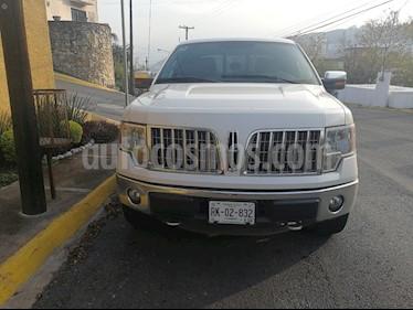Foto venta Auto usado Lincoln Mark LT VIII Aut (2013) color Blanco precio $430,000
