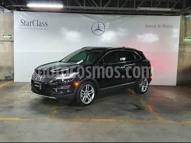 Lincoln MKC 5p Reserve L4/2.3/T Aut usado (2015) color Negro precio $339,000