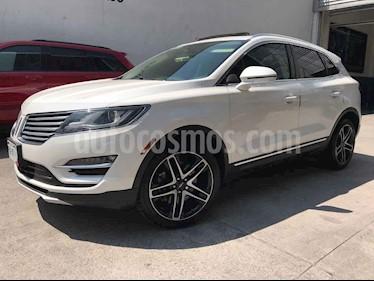 Lincoln MKC 5p Reserve L4/2.3/T Aut usado (2016) color Blanco precio $329,000