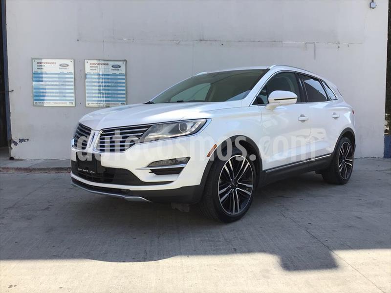 Lincoln MKC Reserve usado (2017) color Blanco precio $425,000