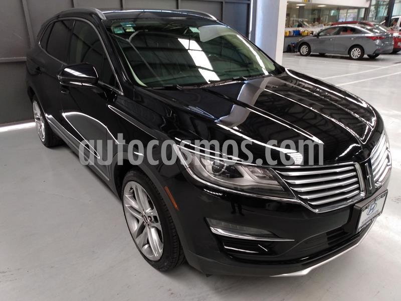 Lincoln MKC Reserve usado (2016) color Negro precio $356,900