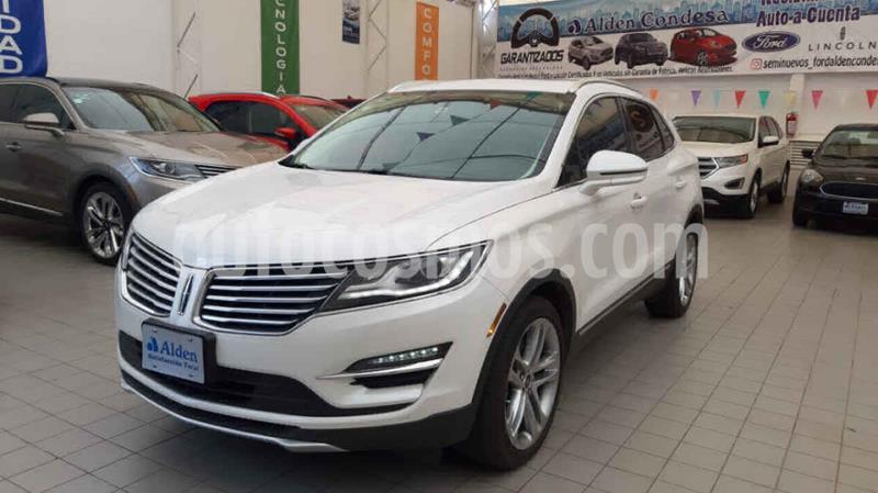 Lincoln MKC Reserve usado (2016) color Blanco precio $359,000