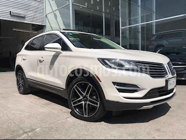Lincoln MKC 5p Select L4/2.3/T Aut usado (2016) color Blanco precio $329,000