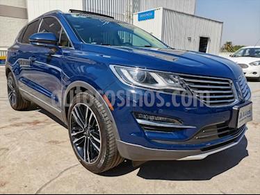 Lincoln MKC Reserve usado (2018) color Azul Marino precio $458,000