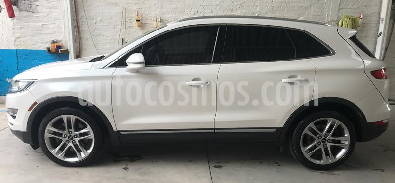 Lincoln MKC Reserve usado (2015) color Blanco Platinado precio $290,000