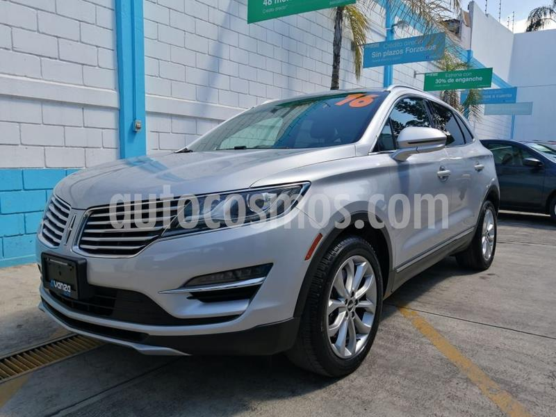 Lincoln MKC Select usado (2016) color Plata Dorado precio $349,000