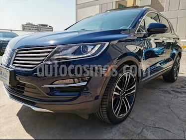 Lincoln MKC Reserve usado (2018) color Azul Marino precio $453,000