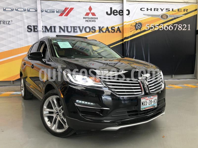 Lincoln MKC Reserve usado (2016) color Negro precio $360,000