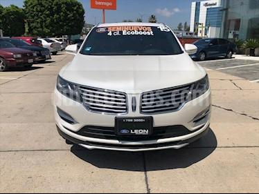 Lincoln MKC RESERVE L4/2.3/T AUT usado (2015) color Blanco precio $319,000