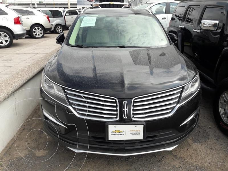 Foto Lincoln MKC Select usado (2016) color Negro precio $360,000