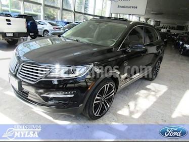 Foto venta Auto Seminuevo Lincoln MKC RESERVE 2.3 L Turbo (2017) color Negro precio $475,000