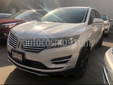 Foto venta Auto usado Lincoln MKC RESERVE 2.3 L Turbo (2017) color Blanco precio $488,000