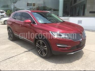 Foto venta Auto Seminuevo Lincoln MKC Reserve (2017) color Rojo precio $489,000