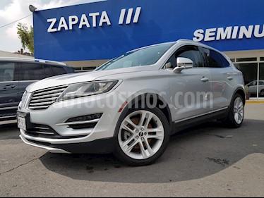 Foto venta Auto usado Lincoln MKC Reserve (2015) color Plata Estelar precio $358,000