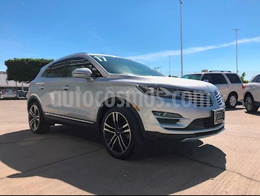 Foto venta Auto usado Lincoln MKC Reserve (2017) color Plata Estelar precio $479,000