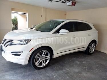 Foto venta Auto usado Lincoln MKC Reserve (2015) color Blanco Platinado precio $350,000