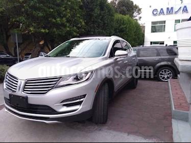 Foto venta Auto usado Lincoln MKC Reserve (2017) color Plata precio $459,900