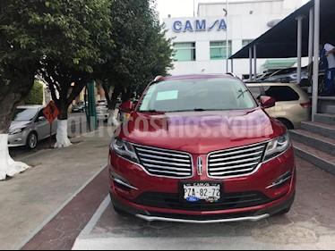 Foto venta Auto Seminuevo Lincoln MKC Reserve (2017) color Rojo precio $469,900