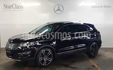 Lincoln MKC Reserve usado (2017) color Negro precio $409,000