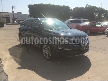 Foto venta Auto Seminuevo Lincoln MKC Reserve (2016) color Negro precio $395,000