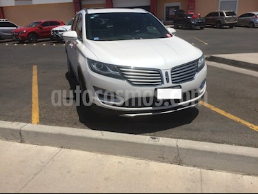 Foto venta Auto usado Lincoln MKC Select (2015) color Blanco Platinado precio $350,000