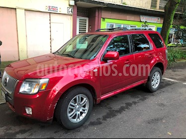 Foto venta Auto usado Lincoln MKC Select (2009) color Rojo precio $145,000