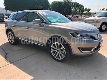 Foto venta Auto Seminuevo Lincoln MKX 2.7L 4x4 (2016) color Gris precio $535,000