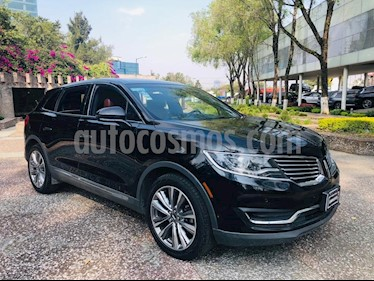 Foto venta Auto usado Lincoln MKX 2.7L 4x4 (2016) color Negro Profundo precio $490,000