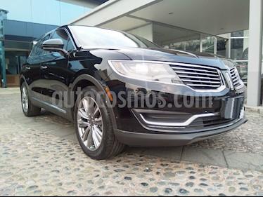 Foto venta Auto usado Lincoln MKX 2.7L 4x4 (2016) color Negro Profundo precio $480,000