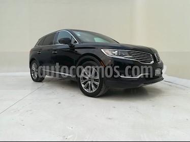 Foto venta Auto usado Lincoln MKX 2.7L 4x4 (2016) color Negro Profundo precio $460,000