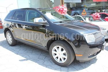 Foto venta Auto usado Lincoln MKX 3.5L 4x2 (2010) color Negro precio $170,000