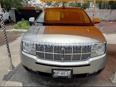 Foto venta Auto usado Lincoln MKX 3.5L 4x2 (2007) color Gris Plata  precio $119,500