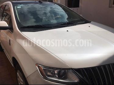 Foto venta Auto Seminuevo Lincoln MKX 3.5L 4x4  (2013) color Blanco precio $320,000