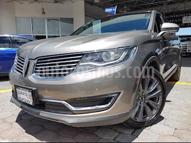 Foto venta Auto usado Lincoln MKX 3.5L 4x4  (2016) color Gris Oscuro precio $479,000