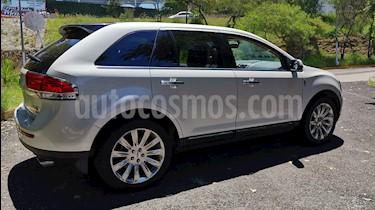Lincoln MKX 3.5L 4x4  usado (2013) color Blanco precio $230,000