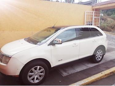 Foto venta Auto usado Lincoln MKX 3.5L 4x4  (2007) color Crema precio $130,000