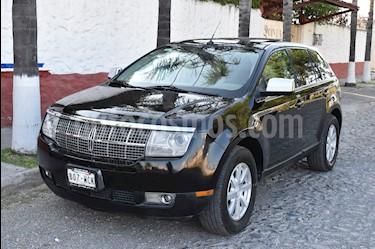 foto Lincoln MKX 3.5L 4x4  usado (2007) color Negro precio $119,000