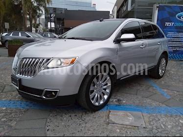 Foto venta Auto usado Lincoln MKX 3.5L 4x4  (2014) color Plata Metalizado precio $315,000