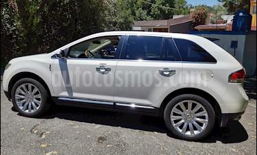 Lincoln MKX 3.5L 4x4  usado (2013) color Blanco precio $215,000