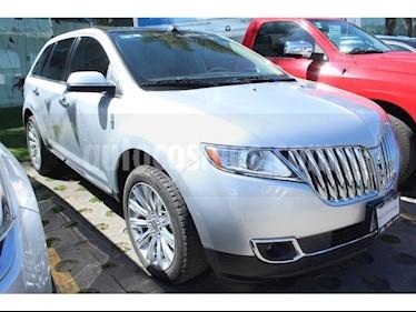 Foto venta Auto usado Lincoln MKX 3.7L 4x2 Navegacion (2011) color Plata precio $215,000