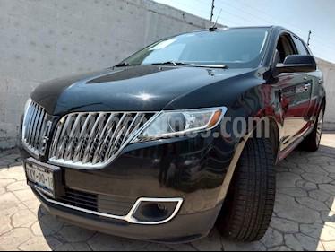Foto venta Auto usado Lincoln MKX 3.7L 4x2  (2016) color Negro precio $290,000