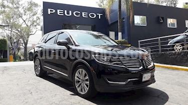 Foto venta Auto usado Lincoln MKX 3.7L 4x4 (2016) color Negro Profundo precio $499,000