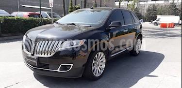 Foto venta Auto Seminuevo Lincoln MKX 3.7L 4x4 (2013) color Negro precio $260,000