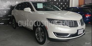 Foto venta Auto usado Lincoln MKX 5p Reserve V6/2.7/T Aut (2016) color Blanco precio $429,000