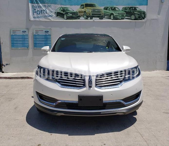 Lincoln MKX RESERVE usado (2018) color Blanco precio $590,000